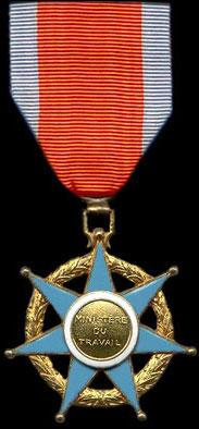 medaille merite social